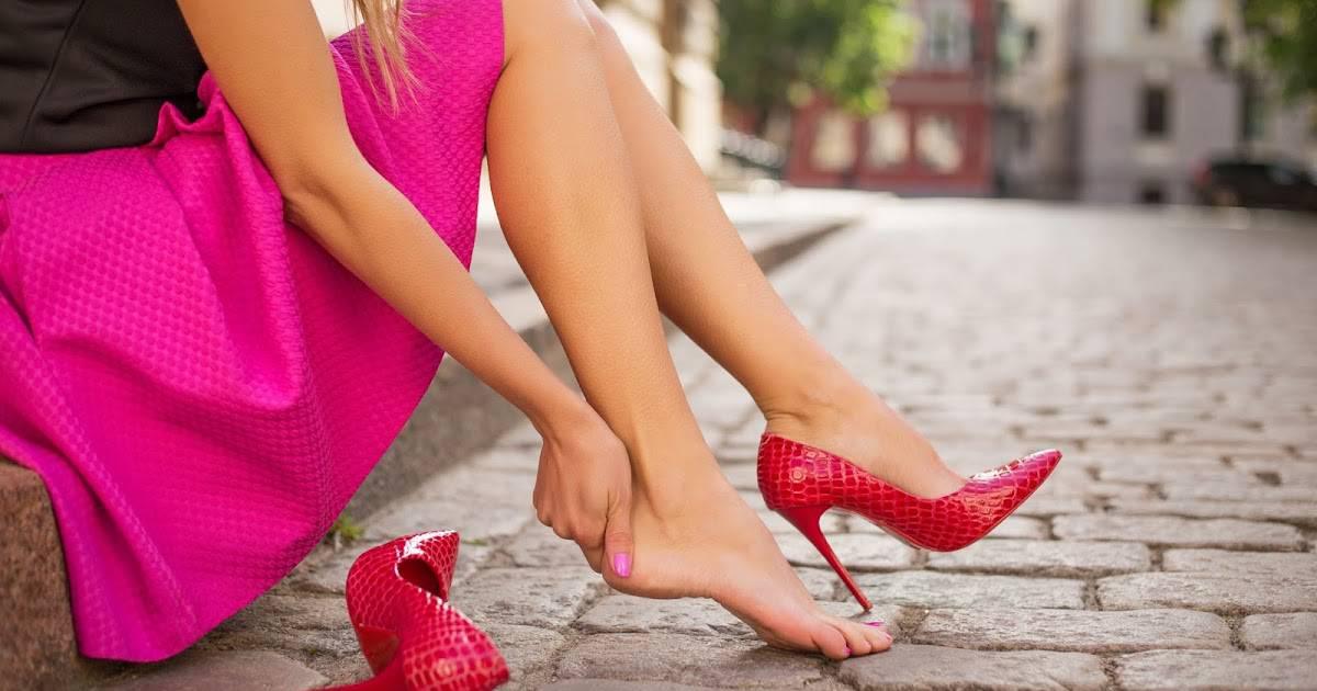 Đây là những lợi ích sức khoẻ bạn nhận được nếu hạn chế đi giày cao gót - Ảnh 4.