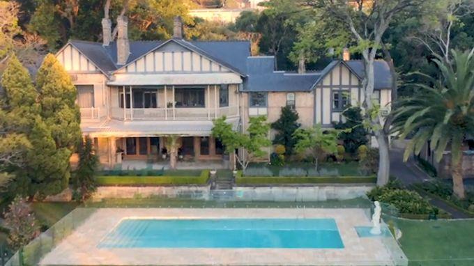 Ngôi nhà đắt nhất Australia vừa được sang tay giá 72 triệu USD