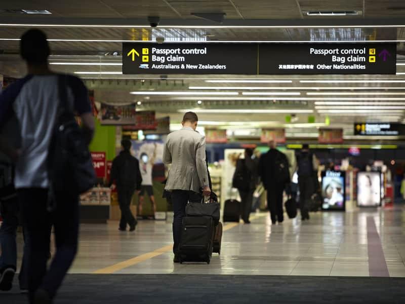 Kết quả hình ảnh cho sân bay melbourne úc
