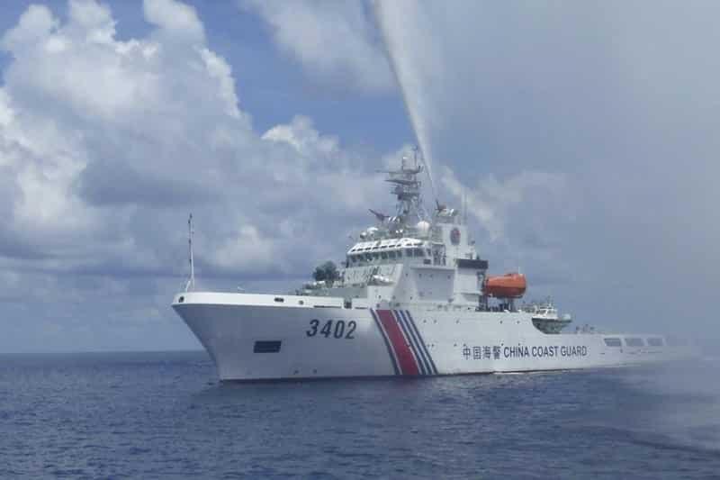 Biển Đông: Nhiều nước gia tăng lực lượng cảnh sát biển - ảnh 1