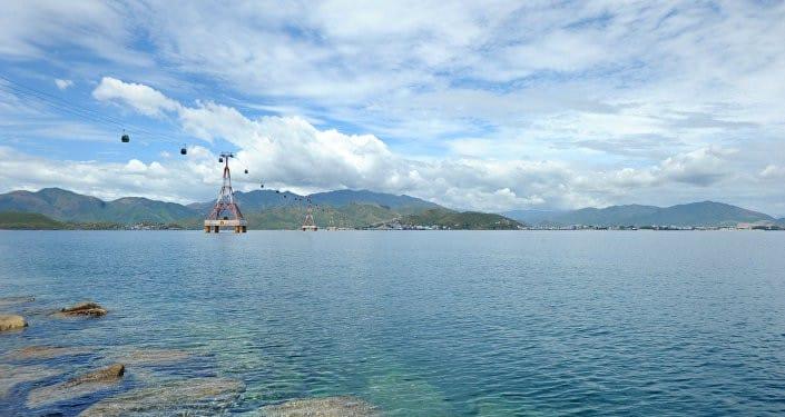 Các hòn đảo ở Biển Đông