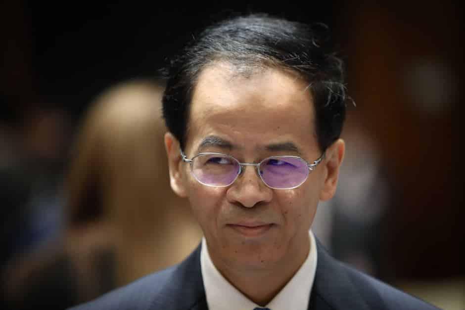 Dân Úc phẫn nộ với Đại sứ Trung Quốc - 1
