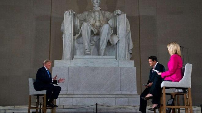 TT Trump: Bo thoa thuan thuong mai neu TQ khong giu loi hua hinh anh 1 Trump_2.jpg