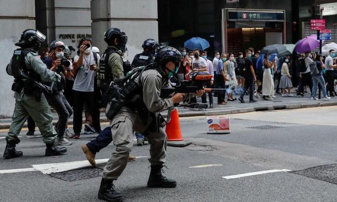 Hậu quả nếu Mỹ hủy 'trạng thái đặc biệt' của Hong Kong - Ảnh 1.