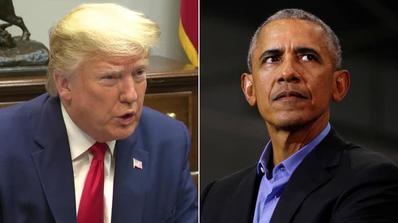 Bị Obama chê, Trump phát ngôn đáp trả cực sốc - Ảnh 1.