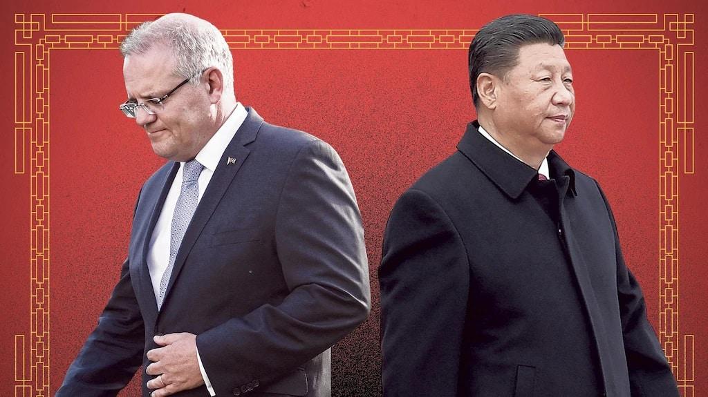 Tình huống bất thường giữa Trung Quốc và Úc - 1