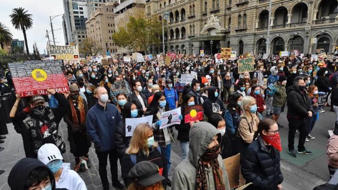 COVID-19: Australia tiếp tục nới lỏng giãn cách xã hội, khôi phục kinh tế - 1