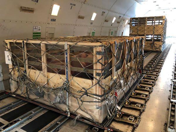 Bloomberg: Trong khi nhiều hãng bay lao đao vì dịch Covid-19, công ty hàng không này lại lãi lớn nhờ… chở lợn cho Trung Quốc - Ảnh 1.