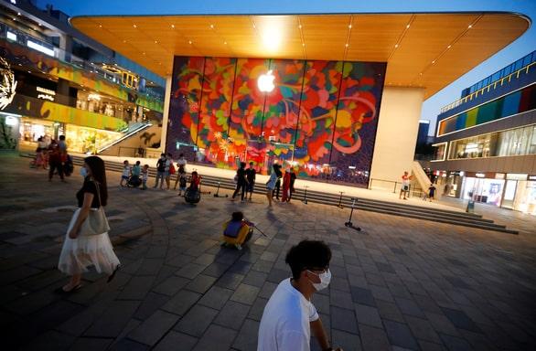 Apple xóa hơn 2.500 game khỏi kho ứng dụng Trung Quốc - Ảnh 1.
