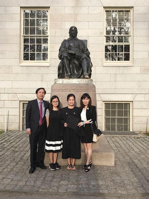 Cô gái Việt ở Harvard đòi công lý cho sinh viên quốc tế - Ảnh 3.