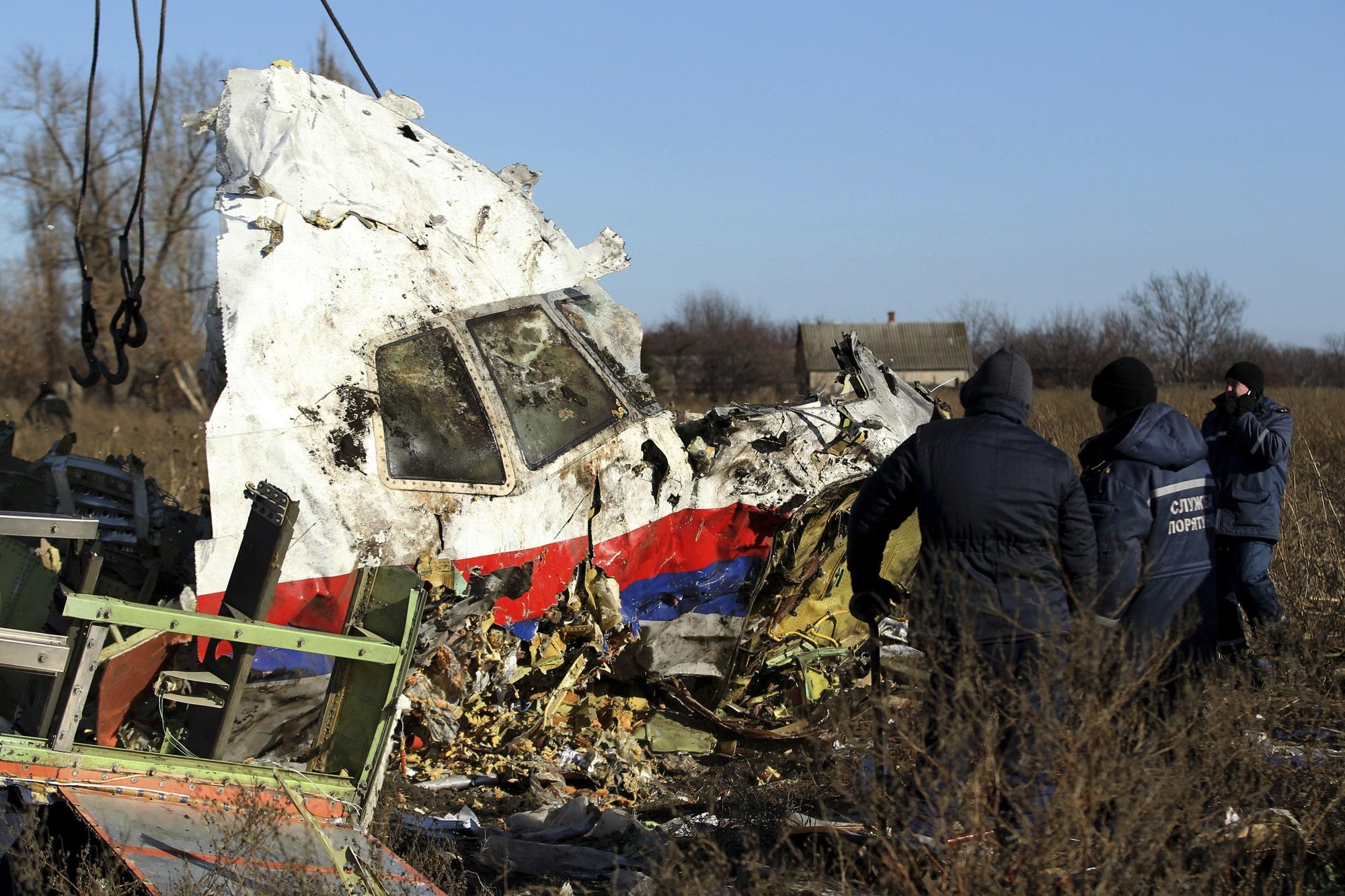 Thảm kịch MH17: Hà Lan bất ngờ muốn kiện Nga - Ảnh 1.