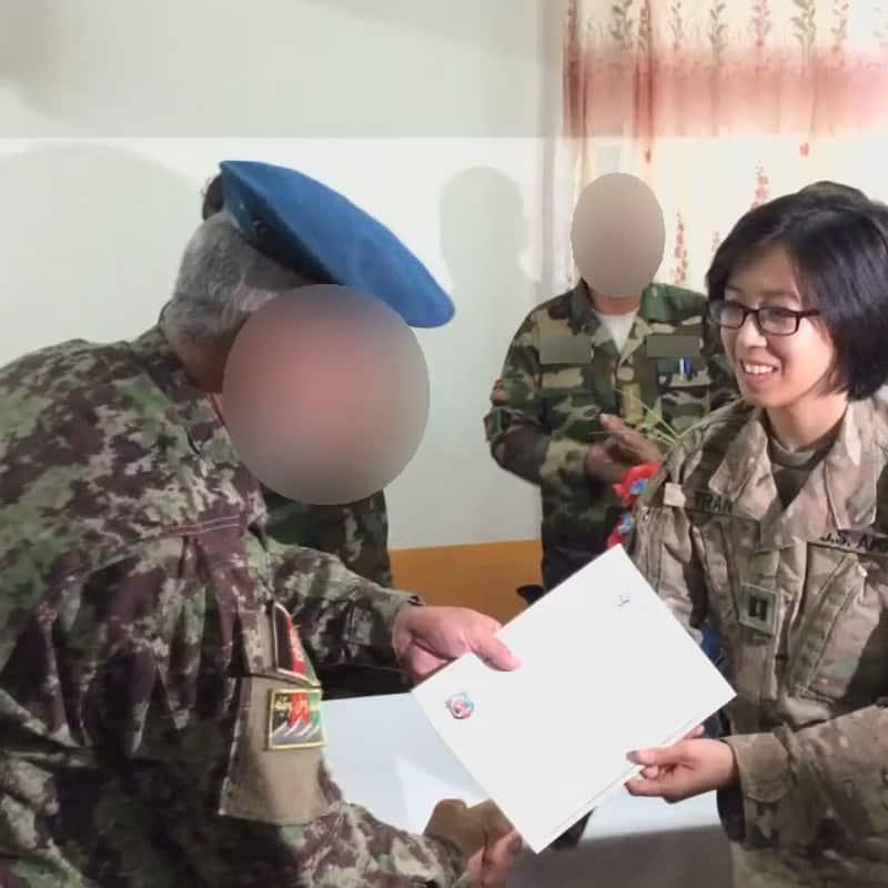 Cô gái gốc Việt đã cứu người phiên dịch Afghanistan khỏi nguy cơ bị Taliban giết hại như thế nào? - Ảnh 2.